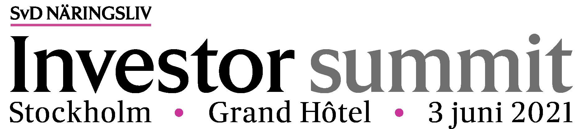 SVD Investor Summit